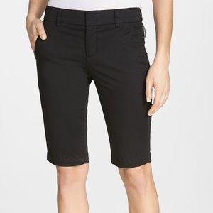 Vince Side Buckle Bermuda Shorts Size 8